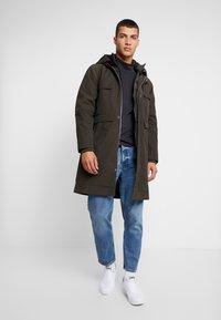 Brixtol Textiles - LIVINGSTONE - Veste d'hiver - olive - 1