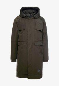 Brixtol Textiles - LIVINGSTONE - Veste d'hiver - olive - 6
