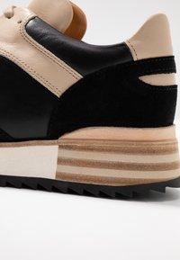 By Malene Birger - LOU LOU - Sneakersy niskie - black - 2