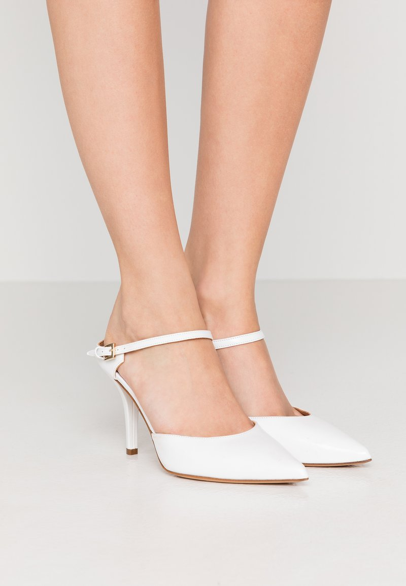By Malene Birger - MAY  - High heels - pure white