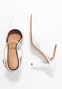 By Malene Birger - MAY  - High heels - pure white - 3