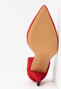 By Malene Birger - MAY - High heels - dark chilli - 6