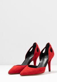 By Malene Birger - MAY - High heels - dark chilli - 4
