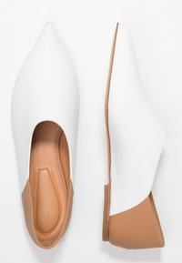 By Malene Birger - MOROCCAN - Slipper - white - 3