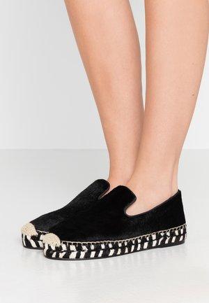 AZUR - Loafers - black
