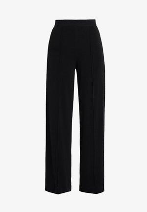 MIELA - Pantaloni - black