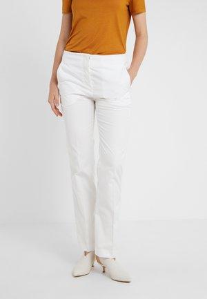 AINO - Spodnie materiałowe - soft white