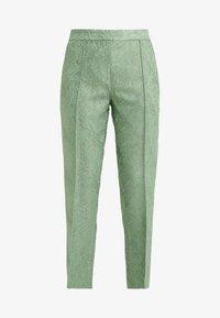 By Malene Birger - SANTSI - Pantaloni - turf green - 5