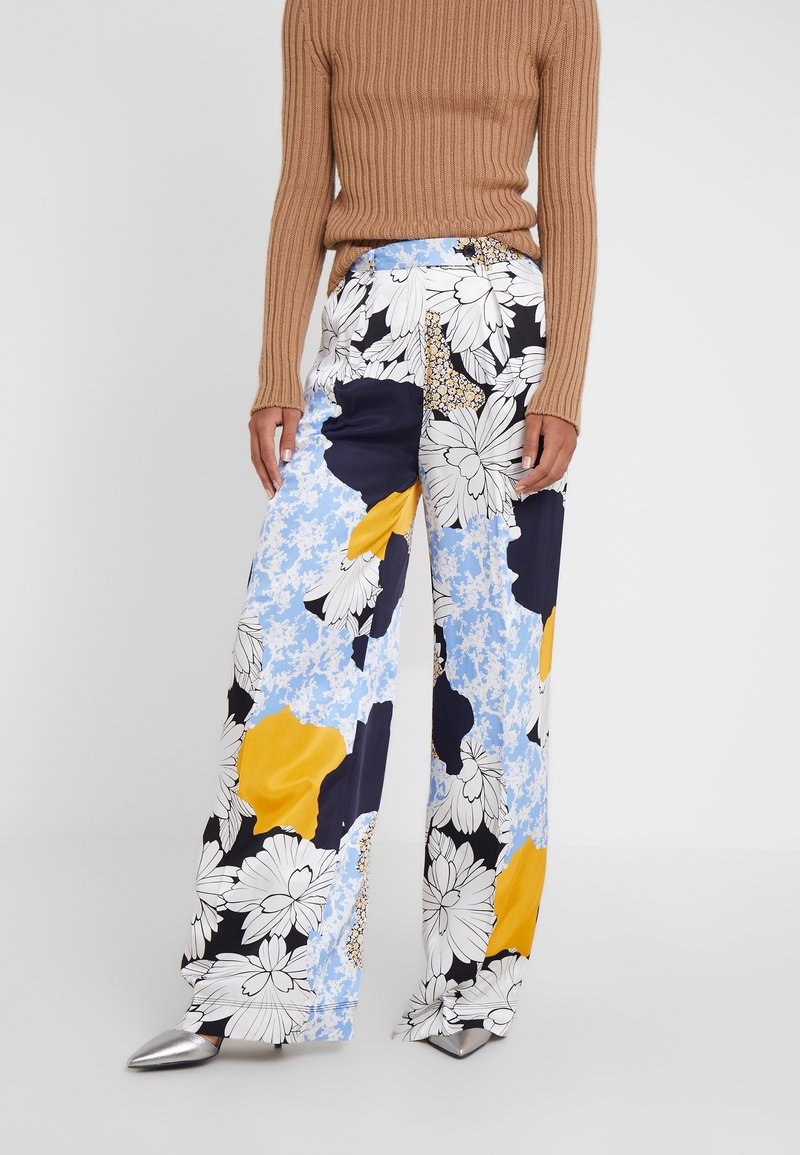 By Malene Birger - ENIL - Trousers - pacific blue