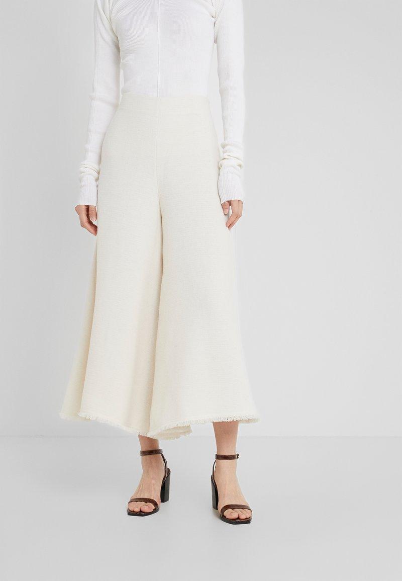 By Malene Birger - CELLINO - Pantalon classique - soft white