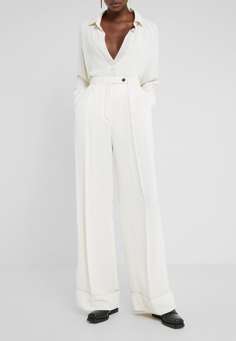 By Malene Birger - ENIL - Trousers - soft white