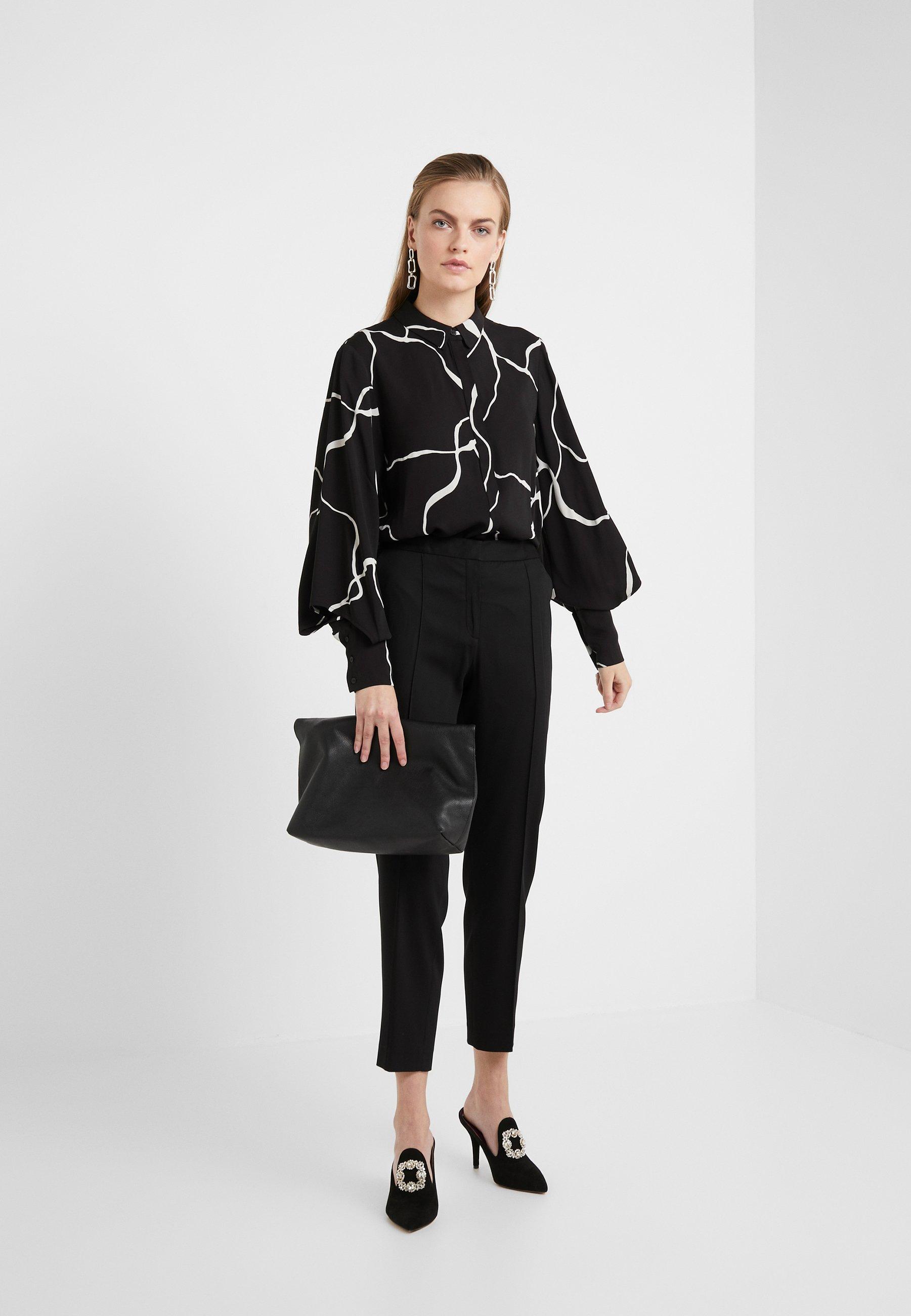 By Malene Birger Santsi - Trousers Black UK
