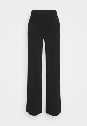 MIELA - Pantalon classique - black