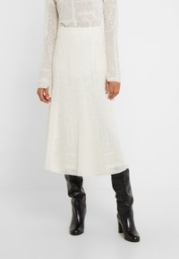 By Malene Birger - KELISSA - A-line skirt - soft white - 0