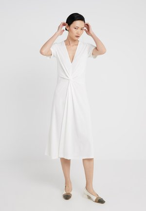 PRICILLA - Vestido ligero - soft white