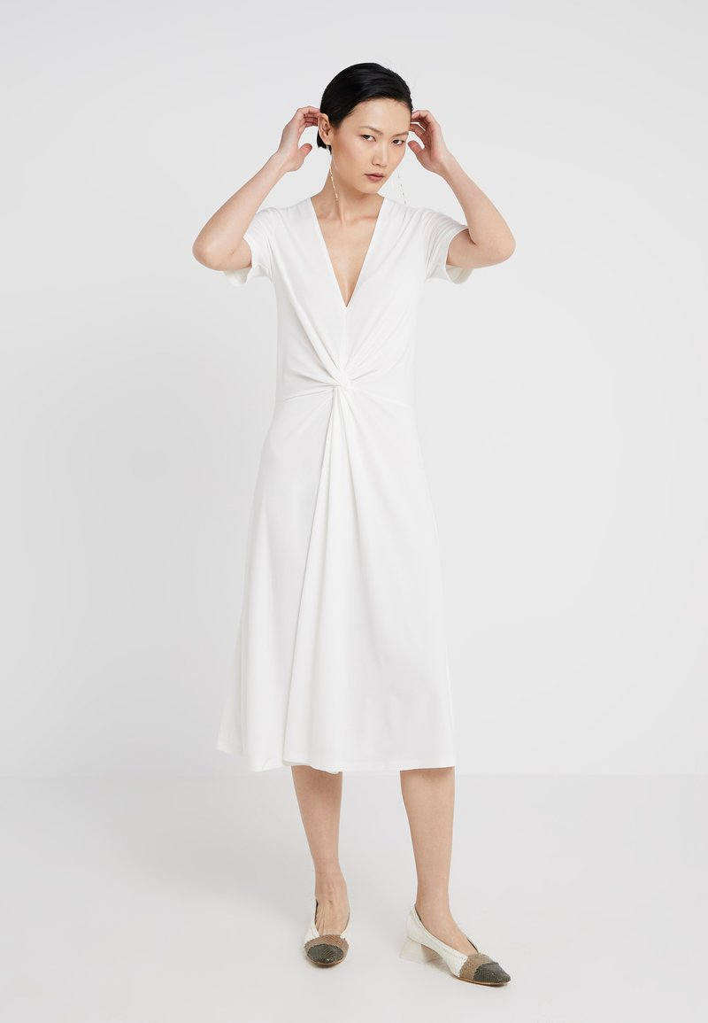 By Malene Birger - PRICILLA - Robe en jersey - soft white