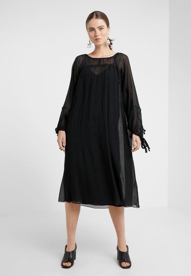 DORIE - Day dress - black