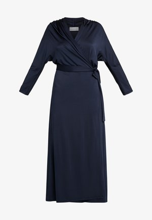 YASMIN - Jersey dress - night sky