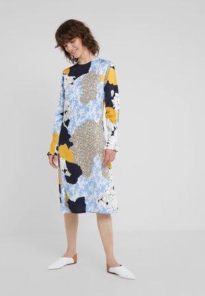 SOFYA - Denní šaty - pacific blue