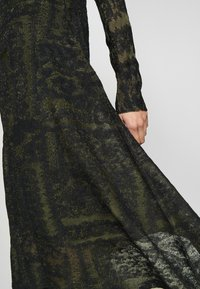 By Malene Birger - ONIX - Gebreide jurk - winter moss - 5