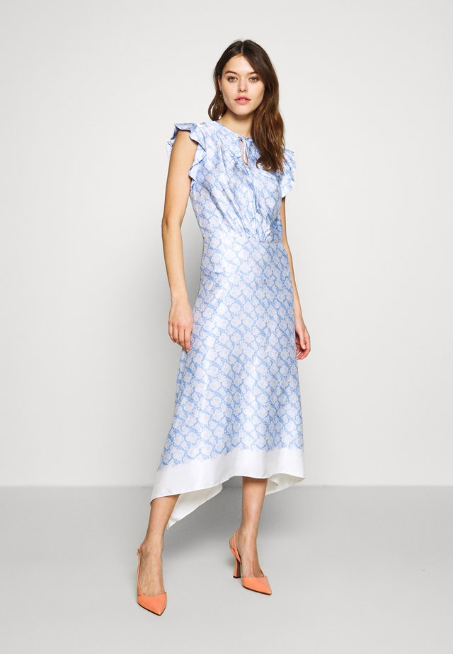PAINE - Maxikleid - pacific blue