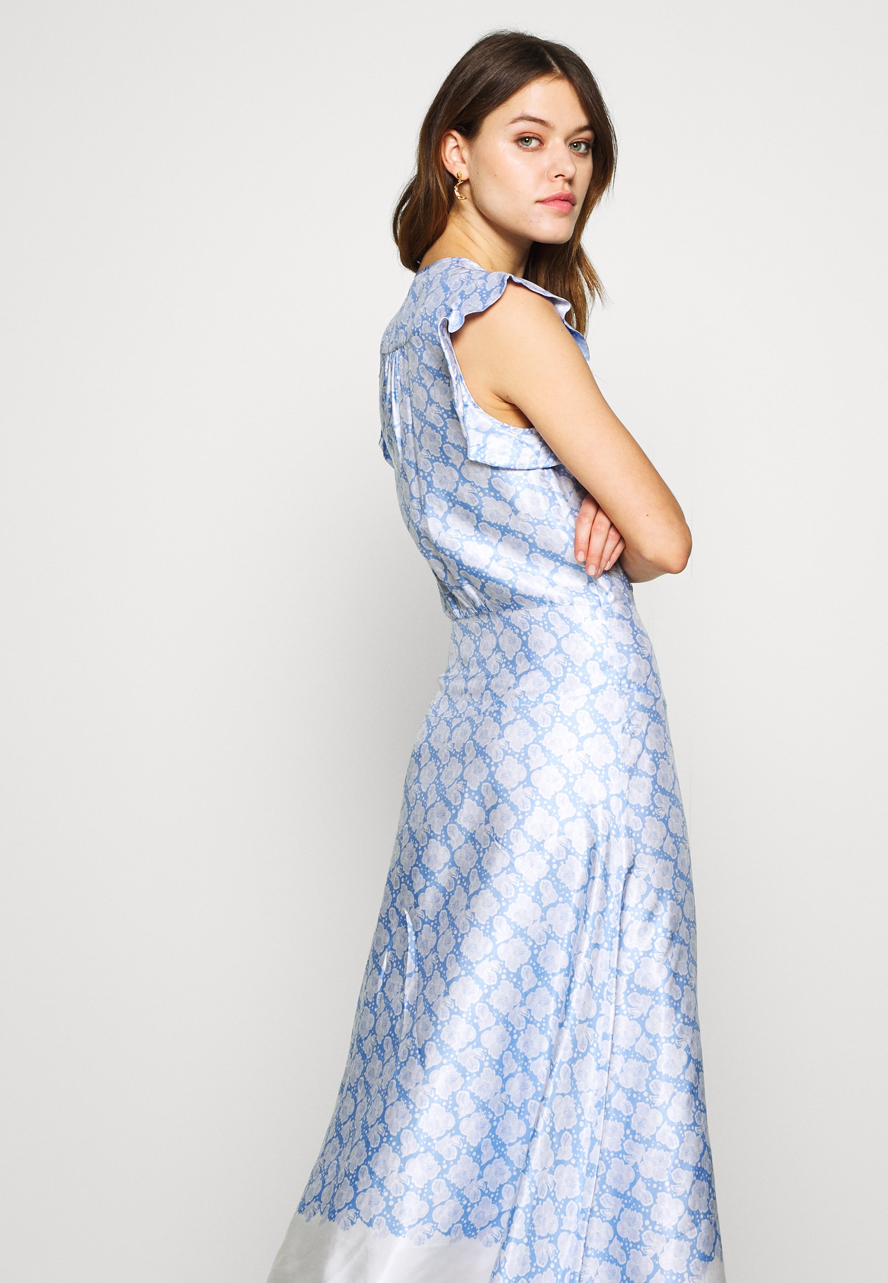 By Malene Birger Paine - Maxiklänning Pacific Blue Ij0RCpP