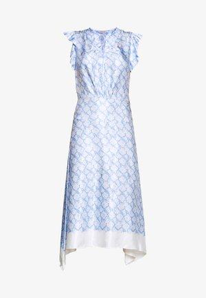 PAINE - Maxi dress - pacific blue