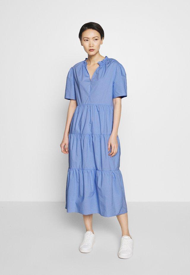 ALANIA - Korte jurk - blue iris