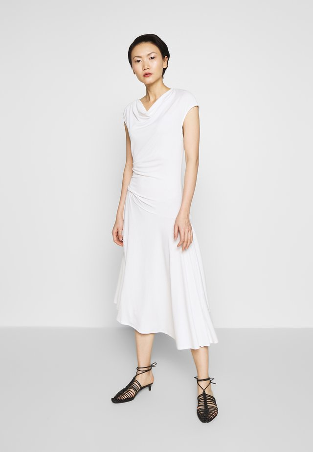 AIDIA - Jersey dress - off-white
