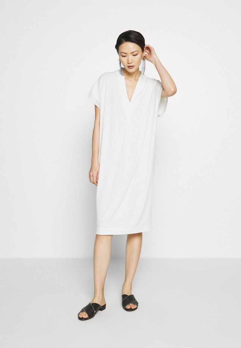 By Malene Birger - LANINAS - Jerseykjole - soft white