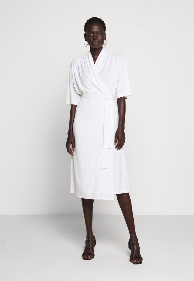 IVESIA - Jerseyjurk - soft white