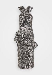 By Malene Birger - AMESIA - Vestito elegante - dark grey - 1