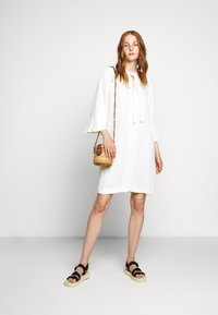 By Malene Birger - GALACTIA - Freizeitkleid - cream snow - 1