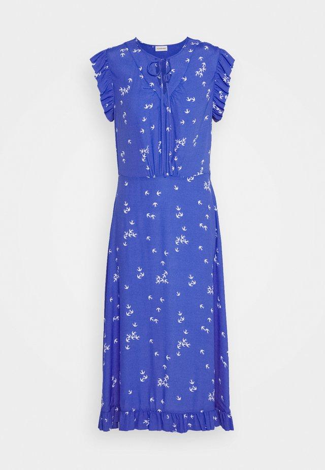 SPAINE - Sukienka letnia - amparo blue