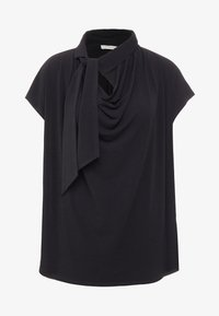 By Malene Birger - KATIE - T-shirt z nadrukiem - black - 4