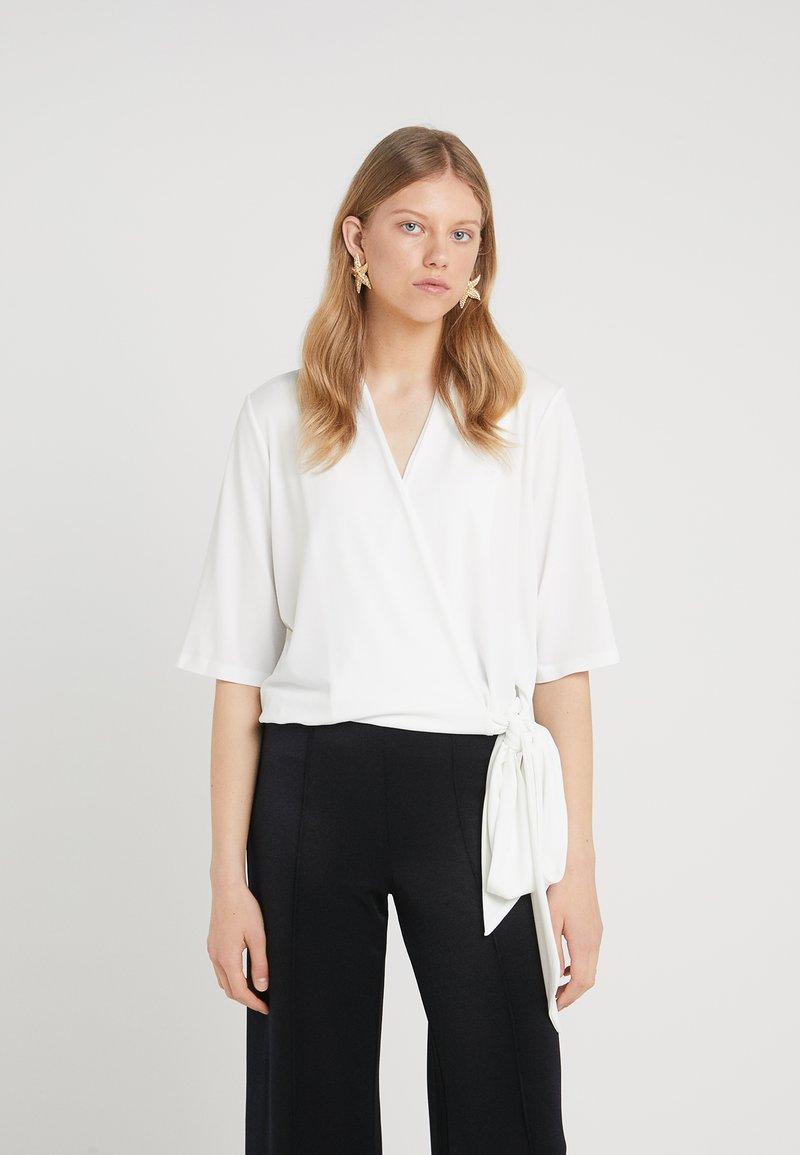 By Malene Birger - QAALI  - Camiseta estampada - white