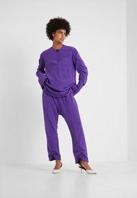 By Malene Birger - KATYA - Camicetta - tillandsia purple - 1