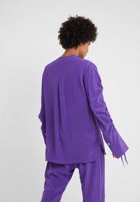 By Malene Birger - KATYA - Camicetta - tillandsia purple - 2