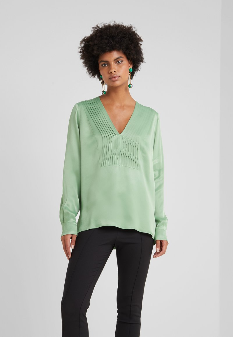 By Malene Birger - SHANON - Bluse - turf green