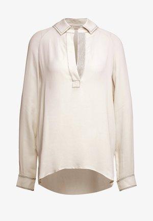 OLIVIAA - Blouse - soft white