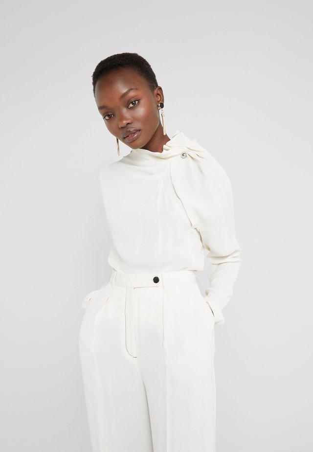 DIORA - Blouse - soft white