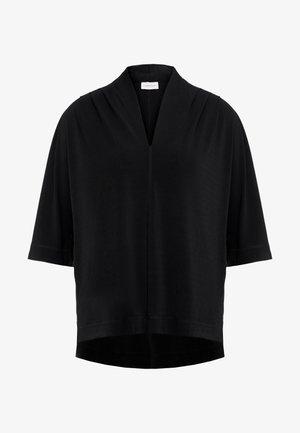 BIJANA - T-shirt basic - black