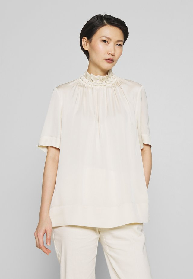 FRACTION - Blouse - off-white