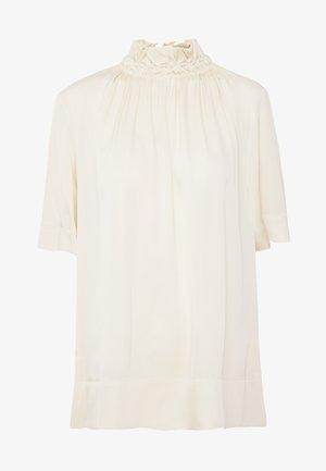 FRACTION - Blouse - off-white