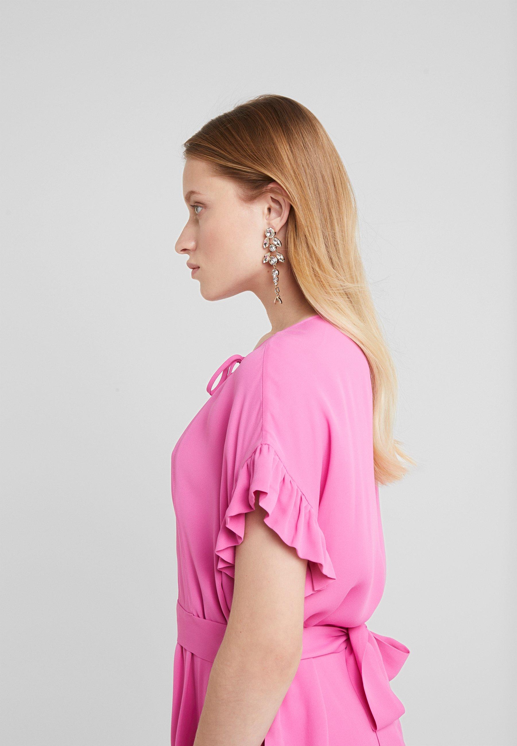 By Malene Birger BAI - Bluzka - vibrant pink