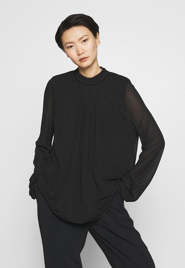 VINEUIL - Blouse - black