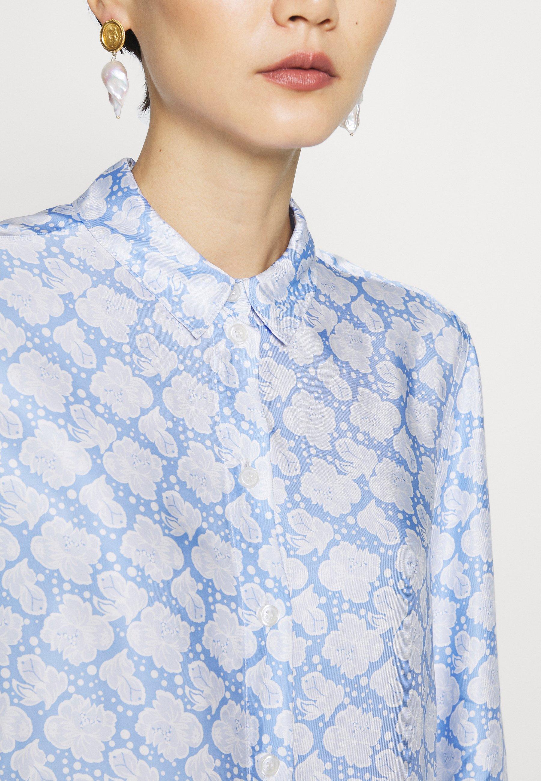 By Malene Birger Colognias - Skjorta Pacific Blue