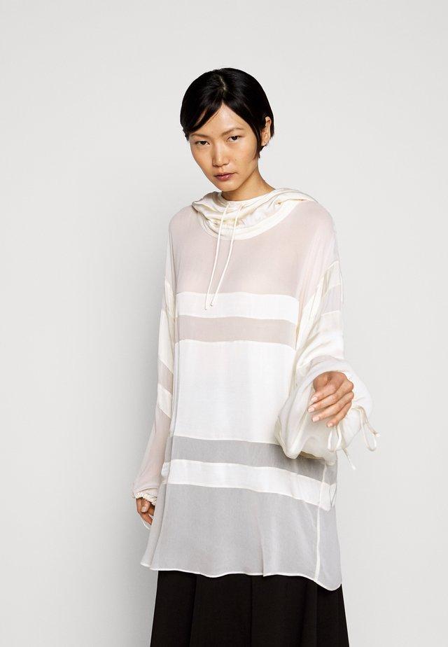 EVANSIA - Blouse - soft white