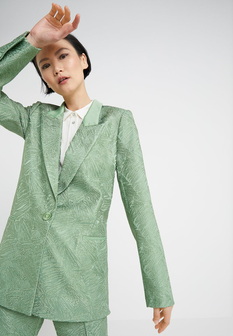 By Malene Birger - DONELLA - Blazer - turf green
