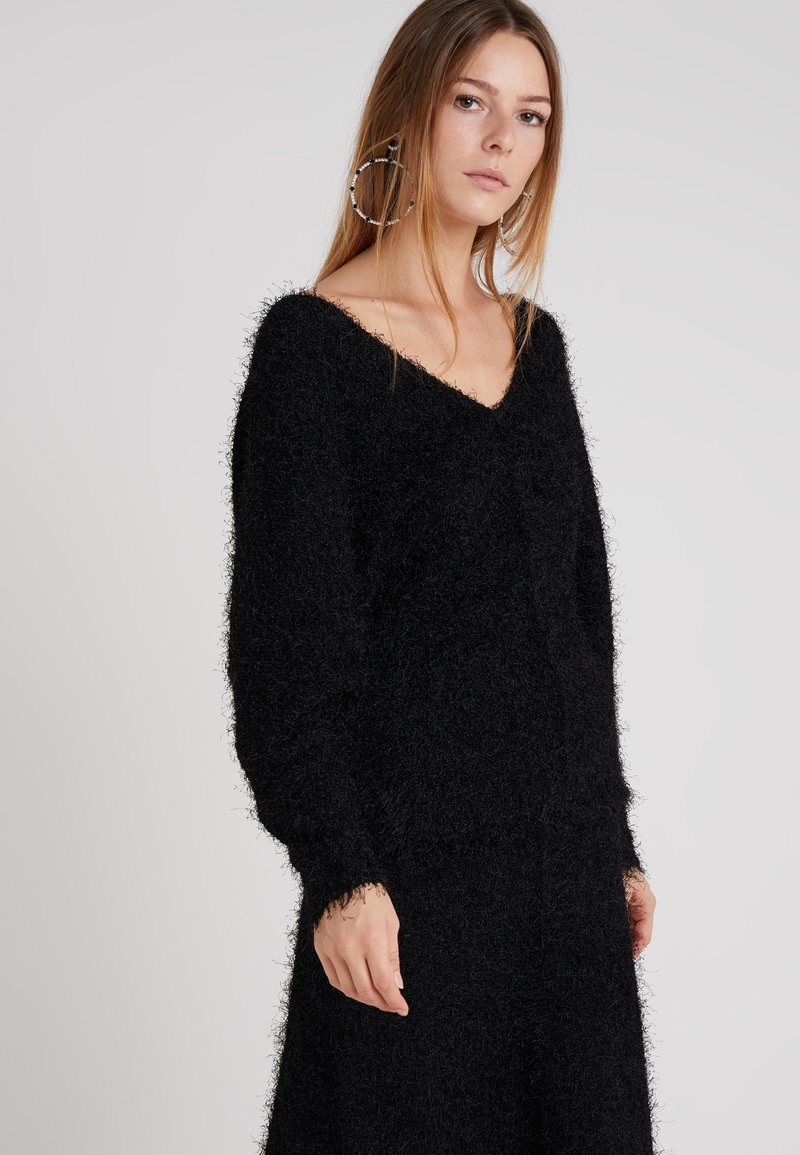 By Malene Birger - TOMMELIS - Pullover - black